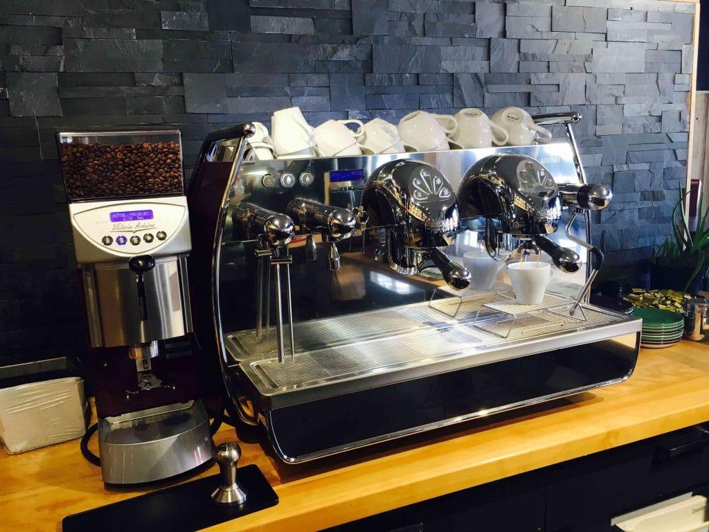 machine espresso Café Tatum